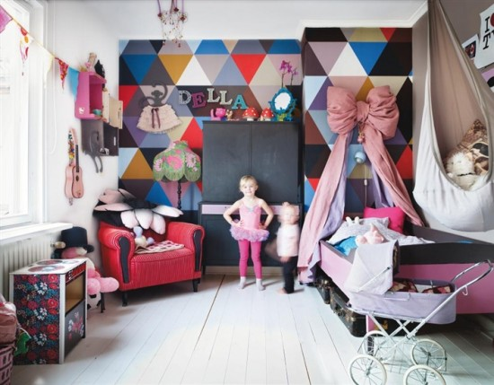My tips for decorating kids rooms   Dos Family