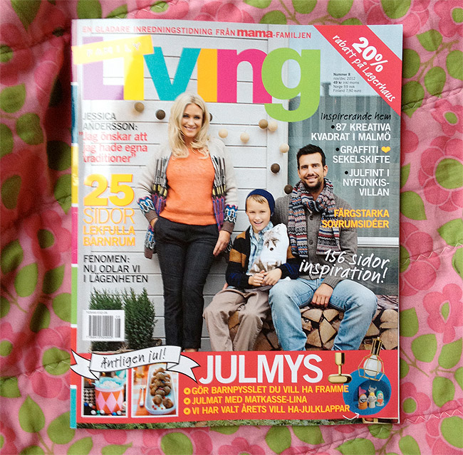 Magazine Family Living Magazine Family Living