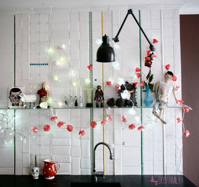 Christmas Lights DIY