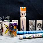 dosfamily-dekorerad-kubb