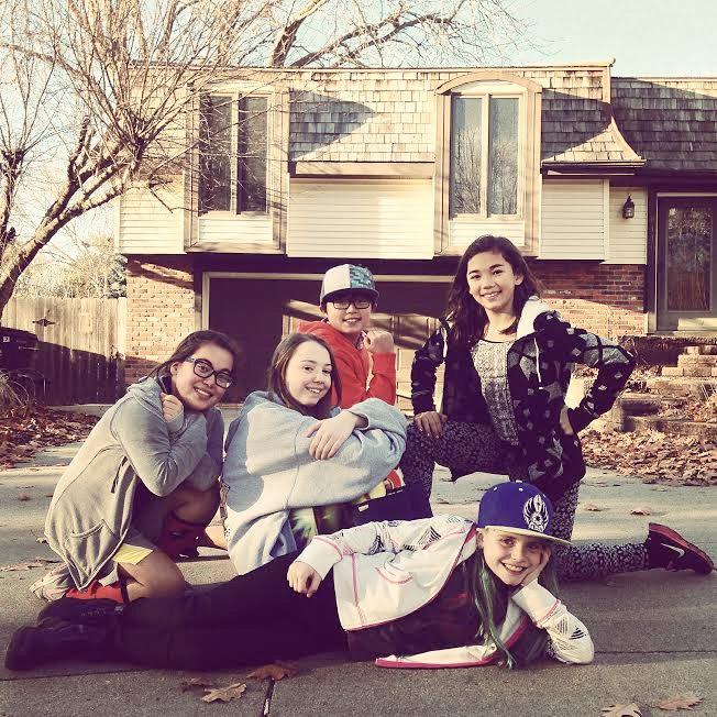 dosfamily-kidsdownthestreet