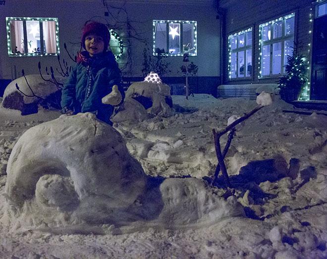 dosfamily-snow