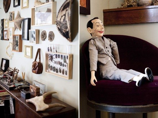 I can't decide what is scarier: Pee Wee Herman in real life or as a doll
