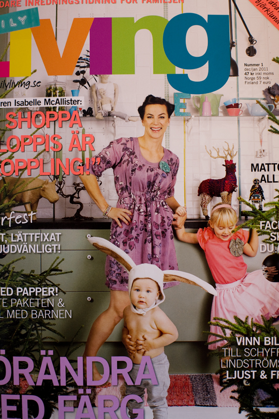 Magazine Family Living The Swedish Magazine Family