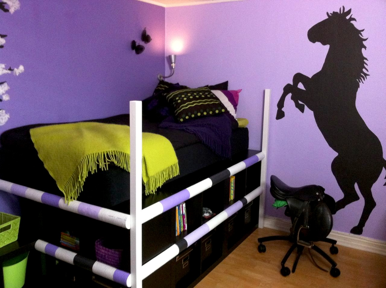 fixa rummet ep 4 i love horses dos family On decoration chambre cheval